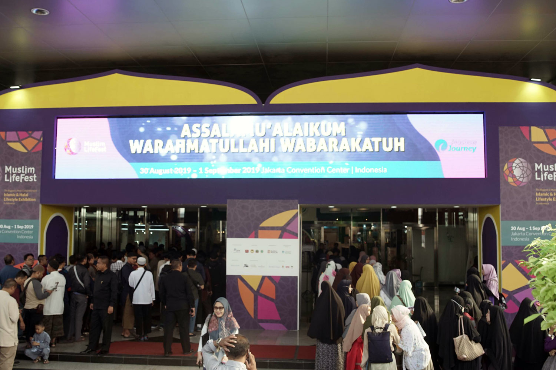 Indonesia Muslim Lifestyle Festival Dukung Wirausaha Ekonomi Syariah