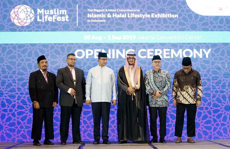 Dibuka Anies Baswedan, Muslim Life Fest Hadirkan Gaya Hidup Halal Kekinian