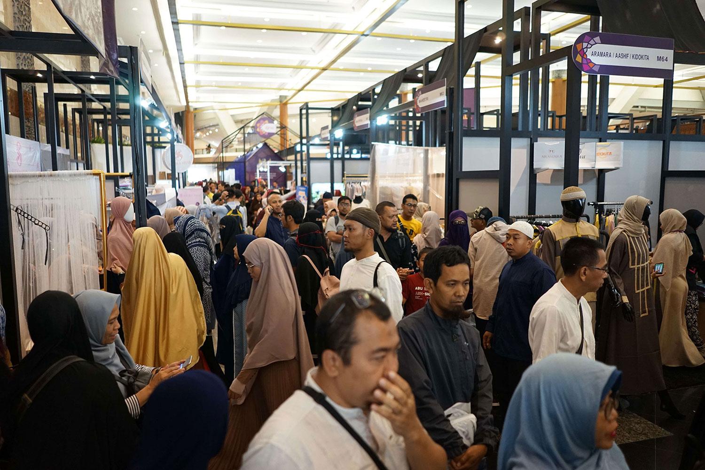 Indonesia Muslim Lifestyle Festival Suguhkan Gaya Hidup Halal yang Komprehensif